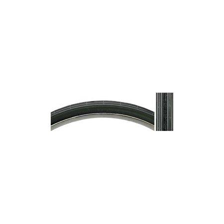 Street K40 Road Tire 26x1 3/8  Black Steel