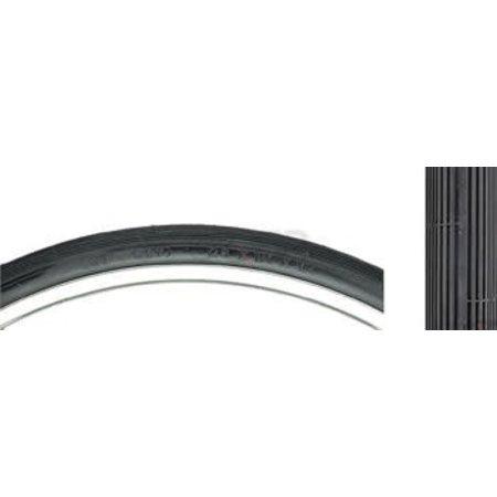 """Kenda S-6 Tire 26"""" x 1-3/8"""" x 1-1/4"""" Steel Bead Black"""