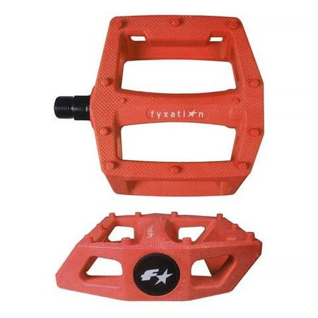 Gates Pedal Red