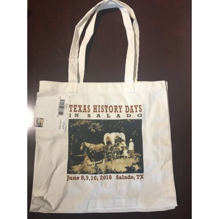 Texas History Day Tote
