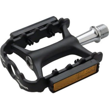 "Wellgo M111 Pedals  9/16"" Black"