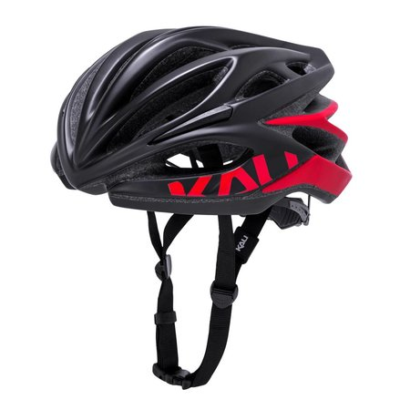 Loka Valor Helmet Black & Red