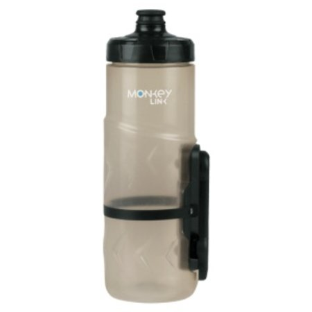 Monkey Link 13.5 oz Water Bottle with Holder