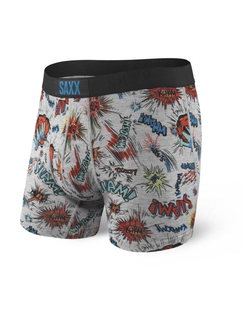 SAXX UNDERWEAR Vibe Boxer Modern Fit SLAM