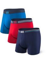 SAXX UNDERWEAR Ultra Boxer 3 pack