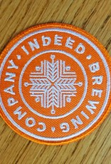 Indeed Brewing Woven Patch - Circle Logo