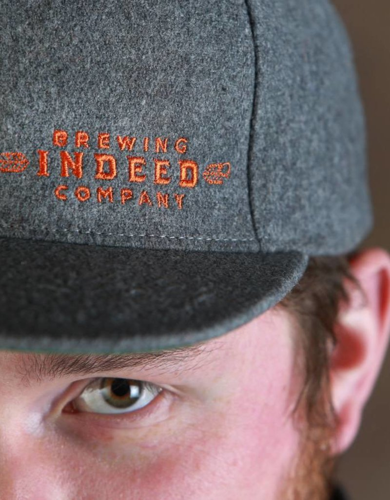 Indeed Brewing Flat Brim Hat