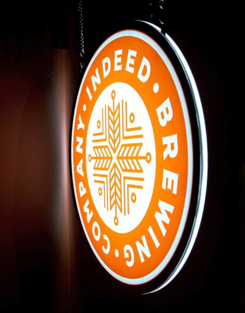 Indeed Brewing LED Light