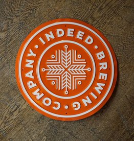 Indeed Brewing Logo Tin Tacker