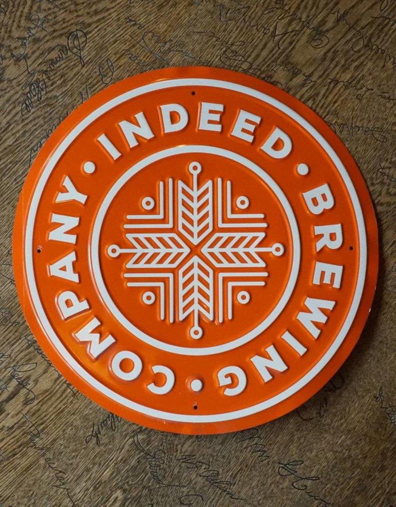 Indeed Brewing Logo Tin Tacker
