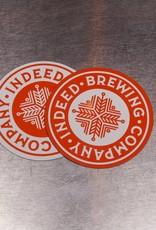 Indeed Brewing Magnet - Circle Logo