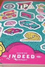 Flavorwave Sticker Sheet