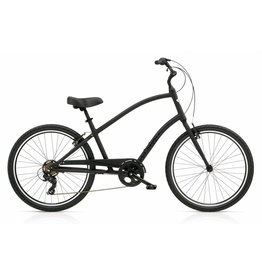 ELECTRA TOWNIE ORIGINAL 7D MEN'S 26 MATTE BLACK