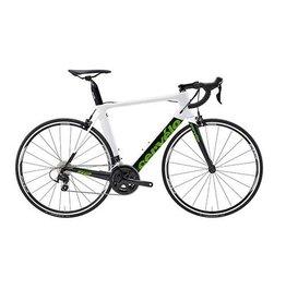CERVELO CERVELO S2 RIM 105 5800 WHITE/BLACK/GREEN 48