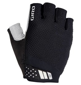 GIRO GA MONICA II GEL BLACK/WHITE W MEDIUM 17