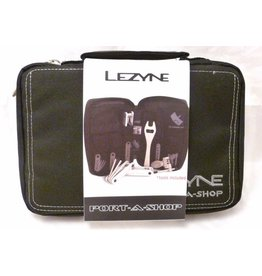 LEZYNE LEZYNE PORT-A-SHOP BLACK