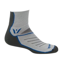 SWIFTWICK VIBE TWO ANTIMICROBIAL  PEWTER/OLYMPIC BLUE/GRAY SMALL