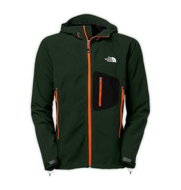 THE NORTH FACE THE NORTH FACE JAMMU JACKET NOAH GREEN LARGE MEN'S