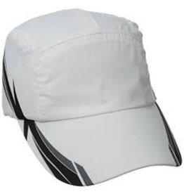 HEADSWEATS RACE HAT EVENTURE WHITE SUB/BLACK/GREY