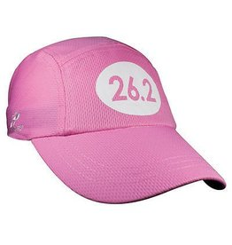 HEADSWEATS RACE HAT HOT PINK