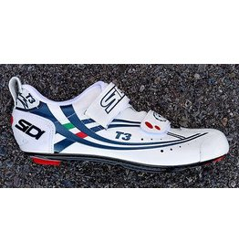 SIDI SIDI T3.6 VENT WHITE/BLUE 6 MEN'S