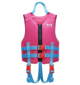 TYR KID'S TRADITIONAL LIFE VEST