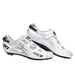SIDI WIRE CARBON WHITE 8.5 WOMEN'S