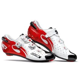 SIDI WIRE CARBON RED/WHITE 8.25 MEN'S