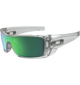 OAKLEY BATWOLF POLISHED CLEAR / JADE IRIDIUM