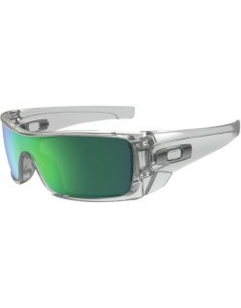 d4a2200a6 ... discount oakley batwolf polished clear jade iridium 53ef3 79801