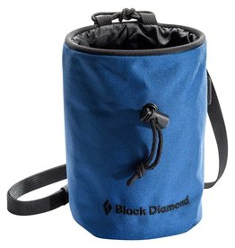 BLACK DIAMOND MOJO CHALK BAG LARGE DENIM