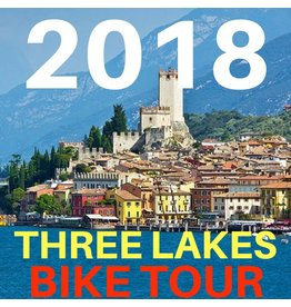 2018 ITALIAN THREE LAKES BIKE TOUR