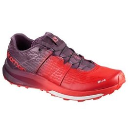 SALOMON S/LAB ULTRA UNISEX  Racing Red/Maverick/White Size 9