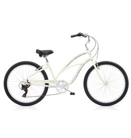 ELECTRA Electra Cruiser 7D Ladie's 26 White Pearl