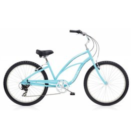 ELECTRA Electra Cruiser 7D 24 Ladies Light Blue