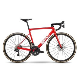 BMC Bmc Teammachine SLR01 Disc Three 1N19 Red/White/Carbon