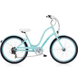 ELECTRA TOWNIE ORIGINAL 7D EQ WOMEN POLAR BLUE 26 1N8