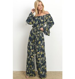 Grayson Printed Jumpsuit
