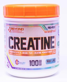 Beyond Yourself Beyond Yourself Creatine Mono (100 servings)