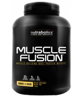 Nutrabolics Nutrabolics Muscle Fusion 4lb