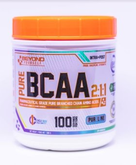 Beyond Yourself Beyond Yourself BCAA 100 Servings