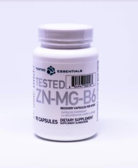 Tested Tested Nutrition ZN-MG 90 Caps