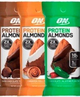 Optimum ON Protein Almonds