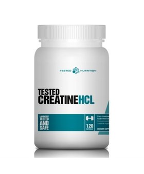 Tested Tested Nutrition Creatine HCL