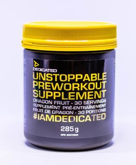 Dedicated Dedicated - Unstoppable