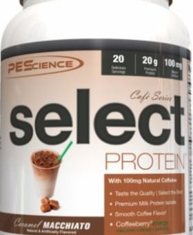 PEScience Select Cafe Series