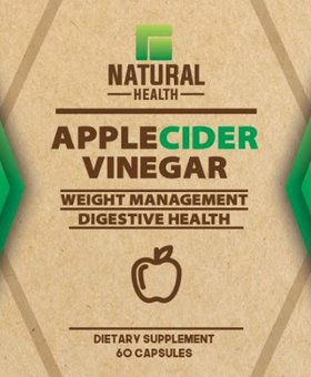 Natural Health Natural Health Apple Cider Vinegar Pills