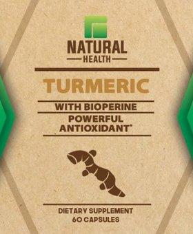 Natural Health Natural Health Turmeric