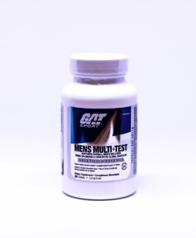 GAT GAT Mens Multi + Test 60 Tablets