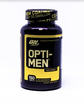 Optimum ON Opti Men 150 Tabs